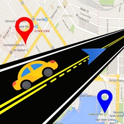 GPS Route Finder – Route Maps