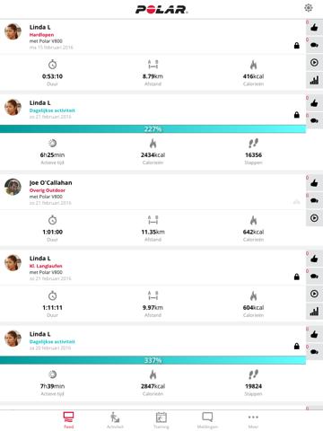 Polar Flow - App voor iPhone, iPad en iPod touch - AppWereld