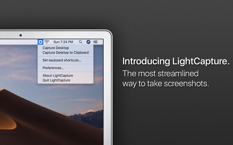 LightCapture Screenshots