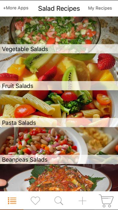 250 Salad Recipesのおすすめ画像2