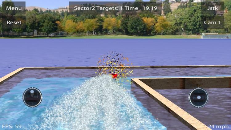 Absolute RC Boat Sim screenshot-3