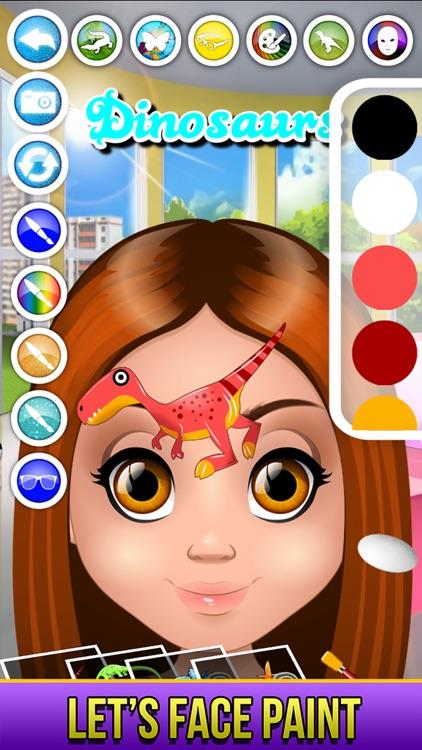 Draw, Doodle & Face Paint screenshot-9