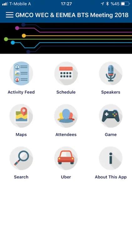AbbVie Events App