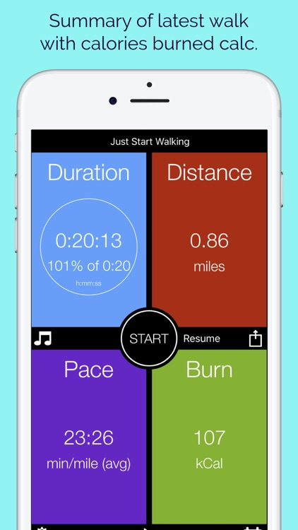 jS Walk 20 - Walking Tracker screenshot-3