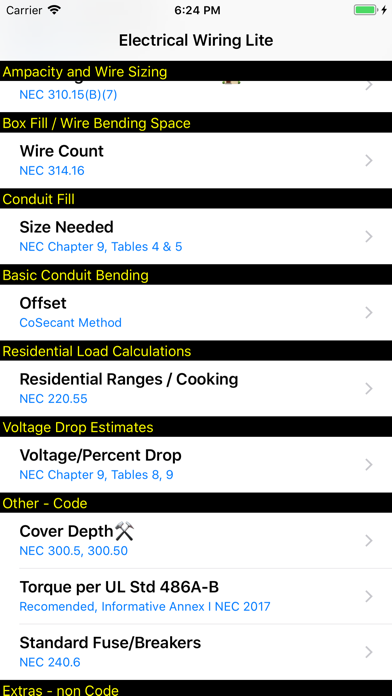 Electrical Wiring Lite | App Price Drops on