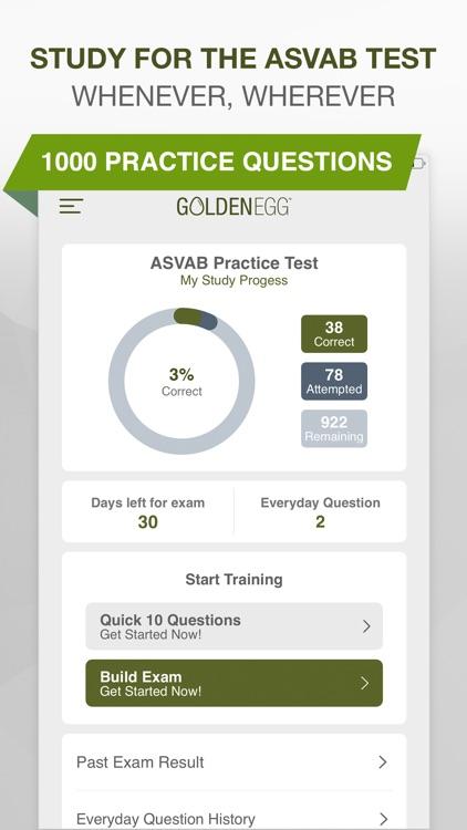ASVAB Practice Test Pro