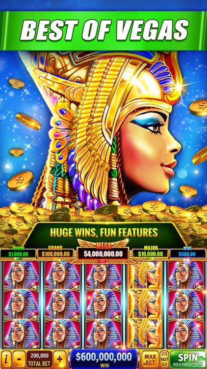 Slots Casino - House of Fun screenshot-4