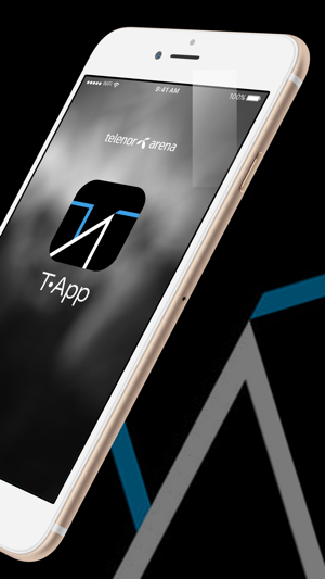 Smarte ressurser T·App Telenor Arena on the App Store YW-49