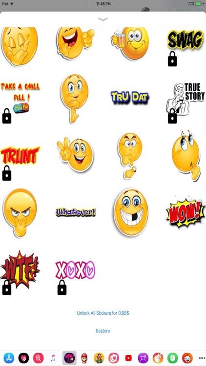 WOW! Stickers