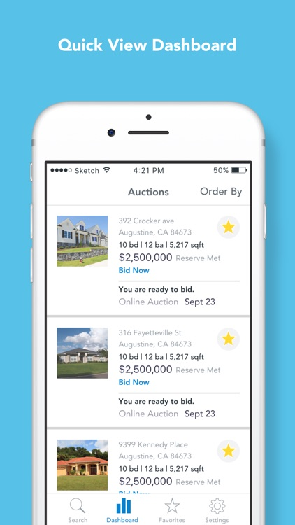 Auction.com - Homes for Sale screenshot-3
