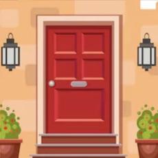 Activities of Cute Cartoon House Escape