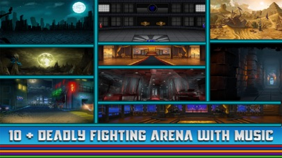 Deadly Fight : Fighting Games screenshot three