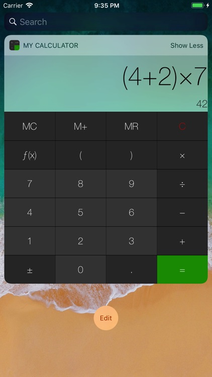 My Calculator (incl. currency) screenshot-4