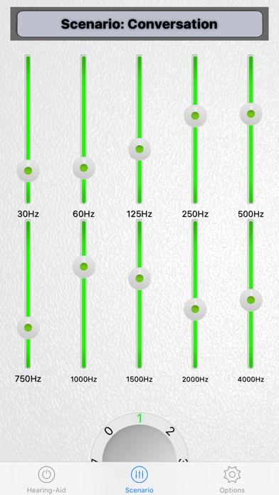 Hearing Aid - Sound Amplifier Screenshot