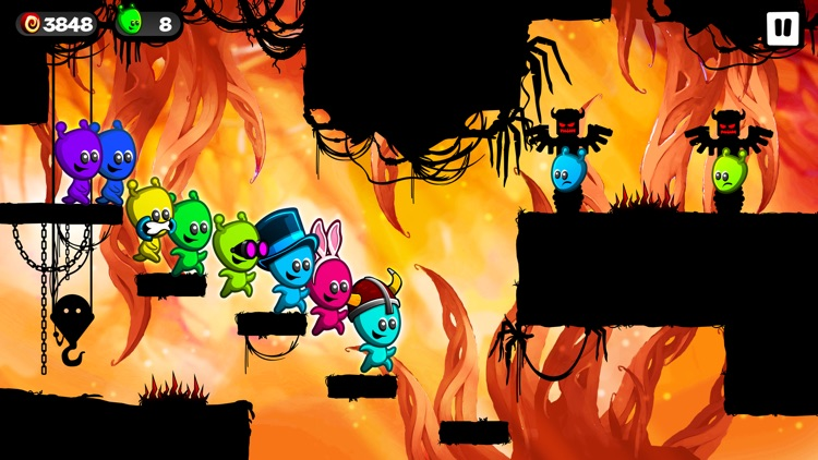 Gummy Heroes screenshot-2