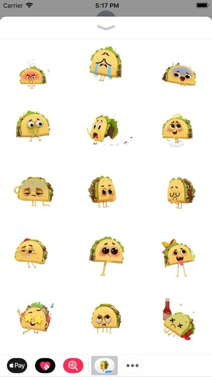 Rocco the Taco (Animated) screenshot-3