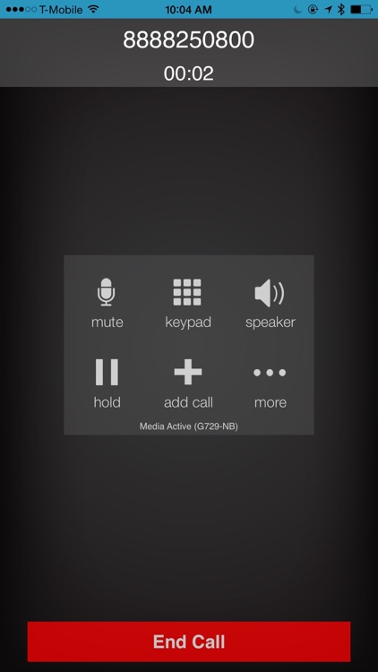 Virtual PBX Softphone screenshot-1