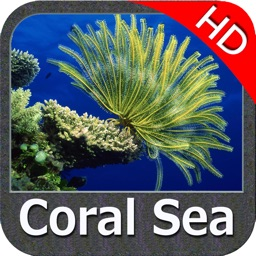 Coral Sea Nautical Charts HD