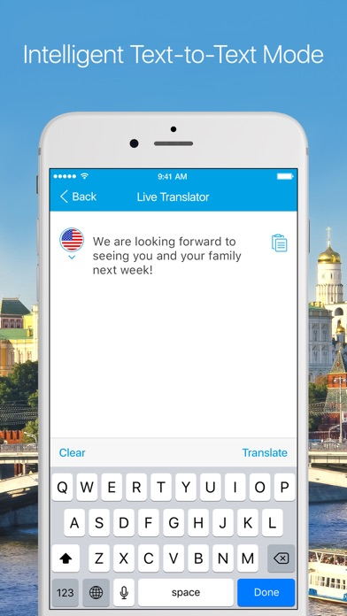 Live Translator - Instant Voice & Text Translator Screenshot 3
