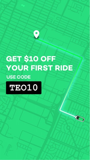 Teo Taxi: Grab a cab in MTL on the App Store