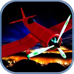 Plane Wings War Zone