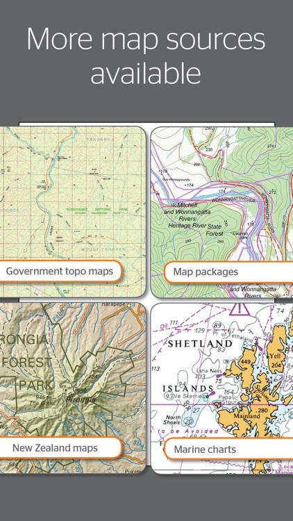 4WD Maps | Hema Australia Offline Topo Maps screenshot-3