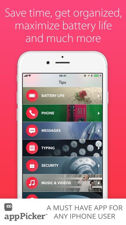 Tips & Tricks Pro - for iPhone screenshot-3