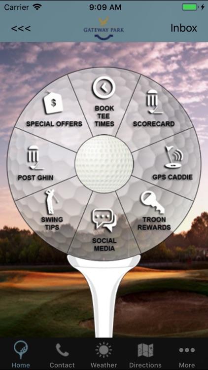 Gateway Park Golf Course