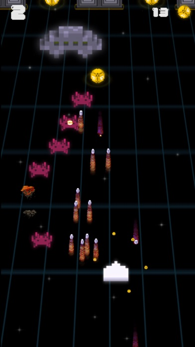 Screenshot 3 ENDLESS INVADERS