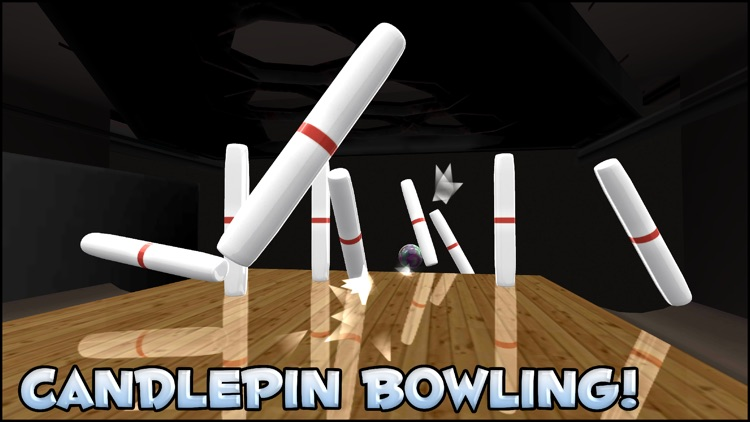 Galaxy Bowling HD screenshot-3