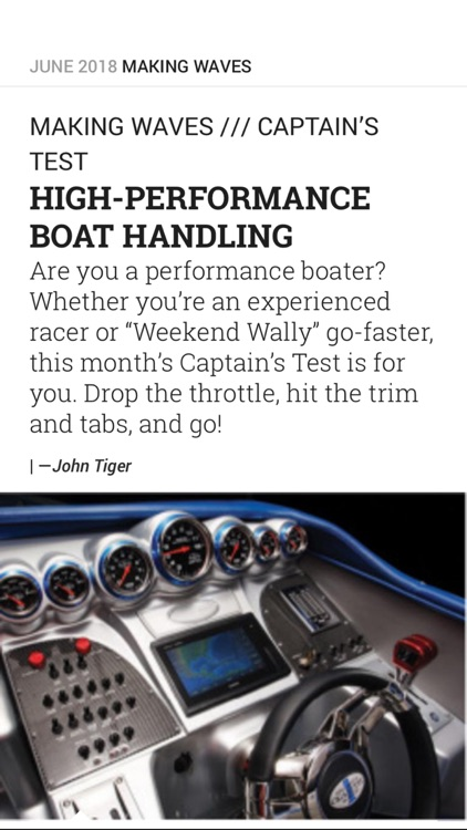 Boating Mag screenshot-3