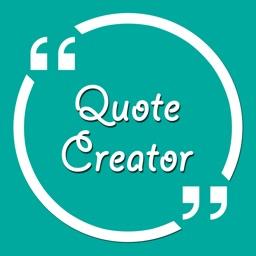 Quotes Creator Quote Maker by Piyush Vaghasiya