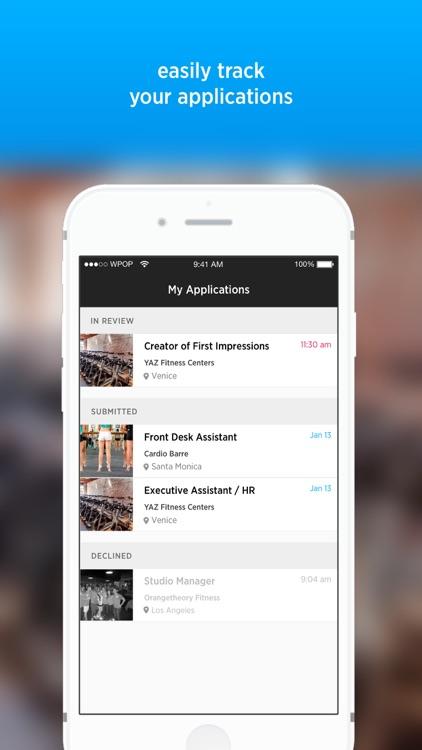 Job Search by Workpop screenshot-3