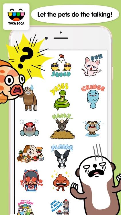 Toca Life: Pet Moods screenshot-0