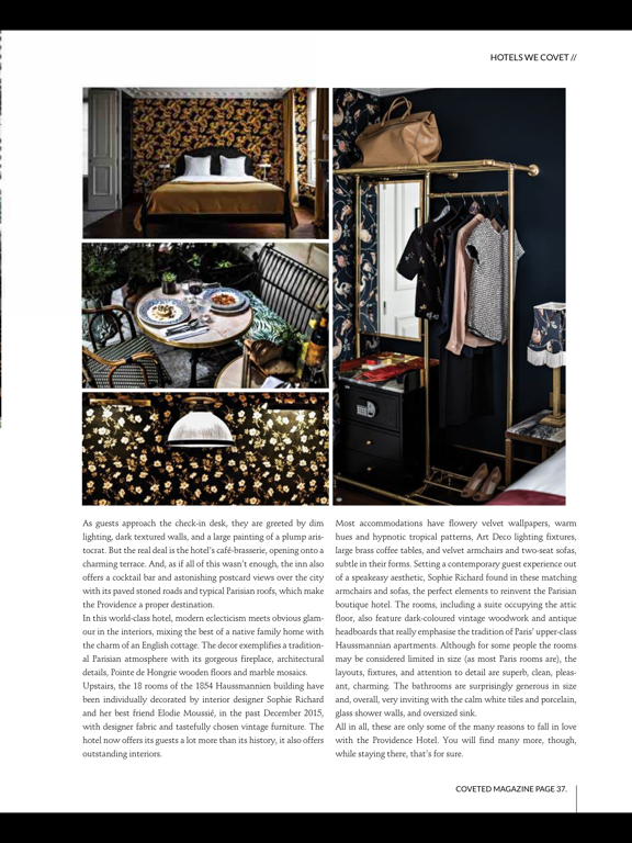 CovetED Magazine screenshot 10