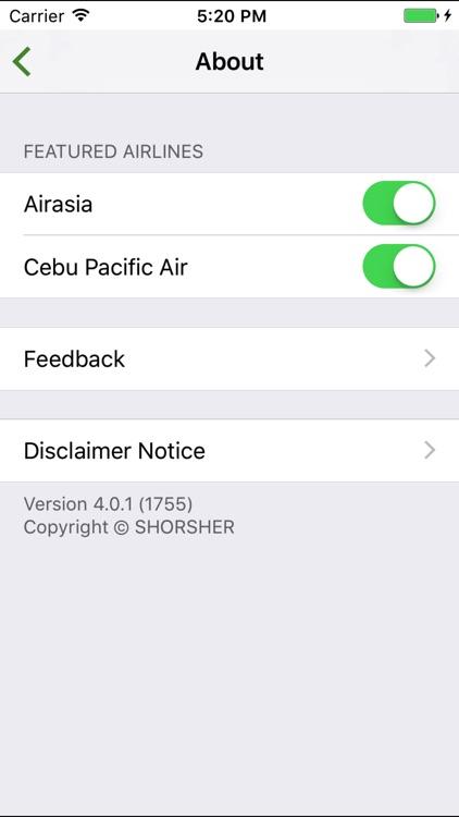 Philippines Flight+ screenshot-3