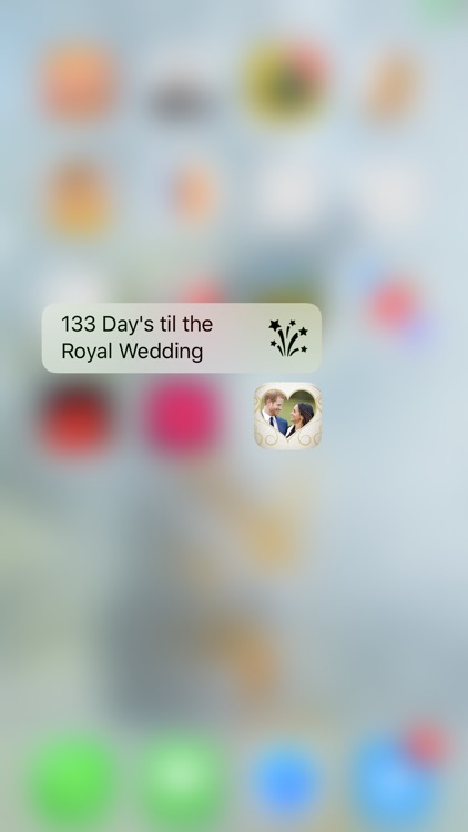 The Royal Wedding Countdown screenshot-4