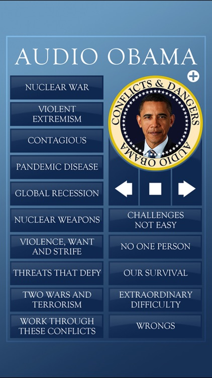 Audio Obama - soundboard screenshot-4