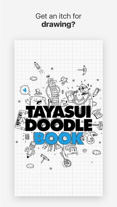 Tayasui Doodle Book Screenshot 1