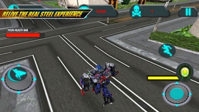 AUTO Robots Battle Alien screenshot 3
