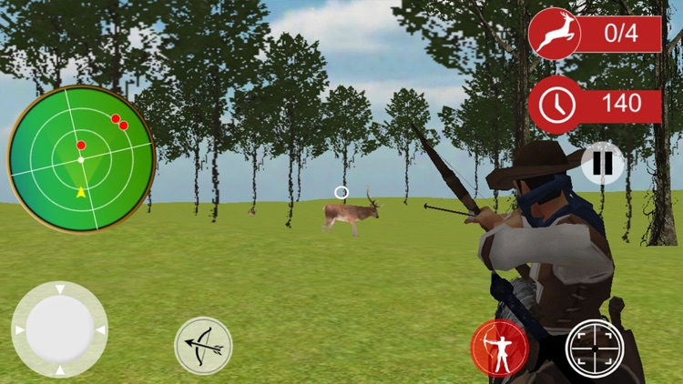 Archery Deer Hunting Adventure