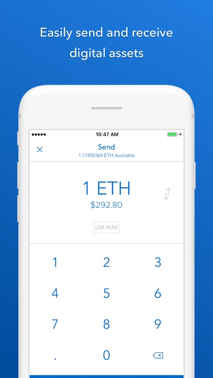 Coinbase - Buy Bitcoin & more screenshot-4