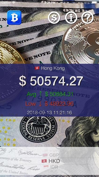 BitCoin X Mon screenshot-7