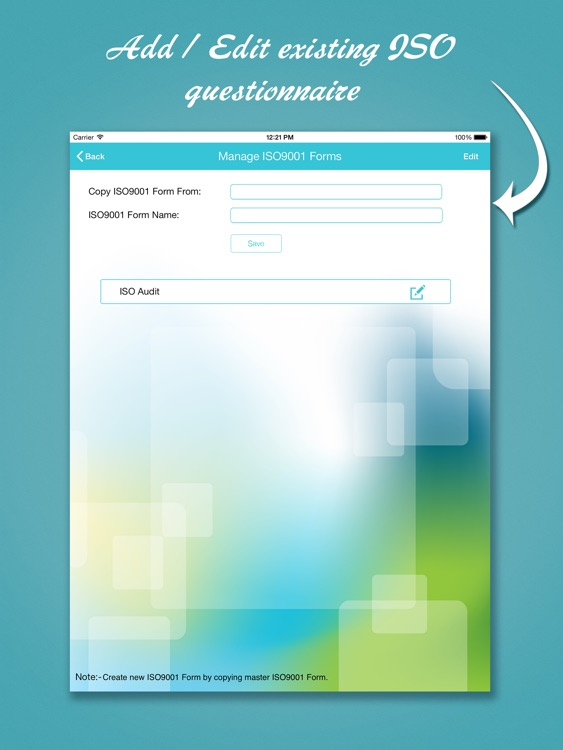 ISO 9001 Audit screenshot-4