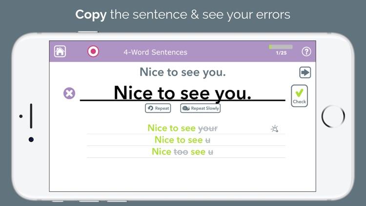 Advanced Writing Therapy screenshot-6