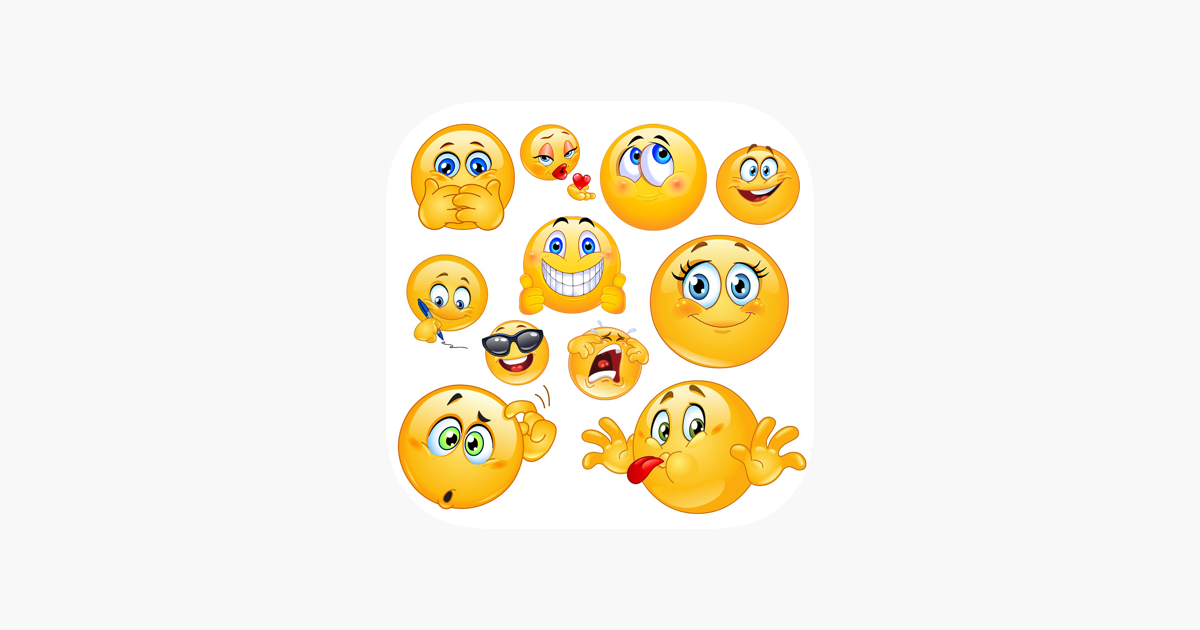Naughty Emoticons on the App Store