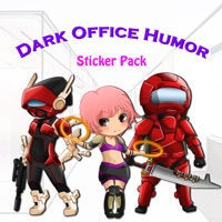 Codes for Dark Office Humor Stickers Hack