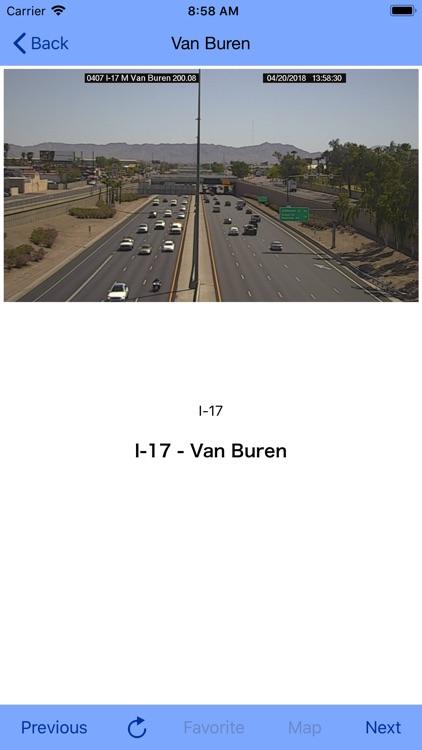 Phoenix Traffic Cam screenshot-9