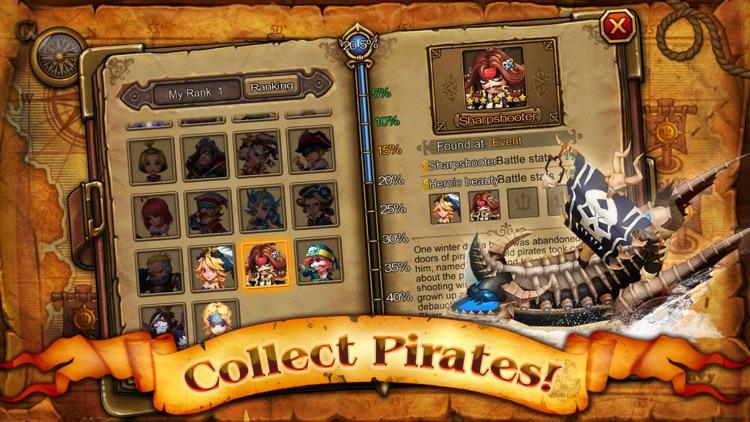 Rage of the Seven Seas screenshot-4