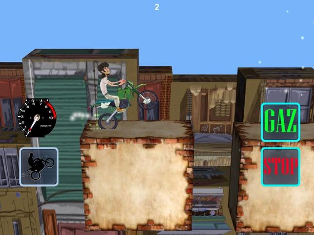 Wheelie Motorcycle Screenshot